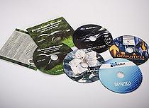 CD/DVD készítés