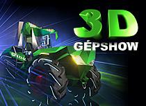 Axiál 3D GépSHOW